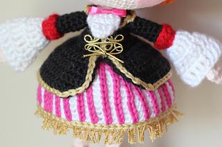 Amigurumi Doll Patterns : Free spirit amigurumi doll ☺ free pattern ☺ this site is just