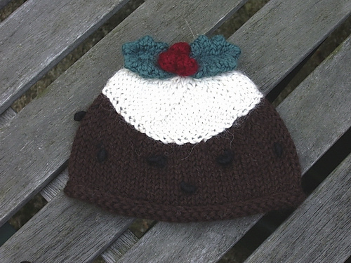 Ravelry Christmas Pudding Baby Hat Pattern By Erssie