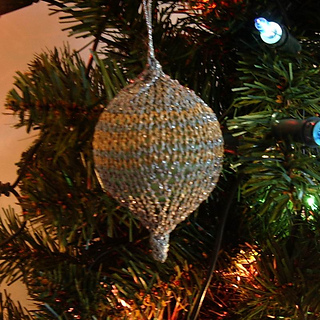 Ravelry Christmas Tree Decorations Tinsel Baubles And Mini