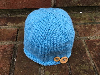 f8c6a9c53d7 Ravelry  1-2-3 Baby Beanie pattern by Lisa Seifert ...