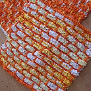 how to join yarn with slip stitch