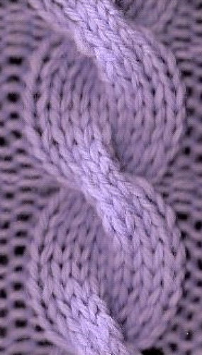 Knitting Stitches Right Twist : Ravelry: estherkates Hand Knitting - Stitch Structures - Cables