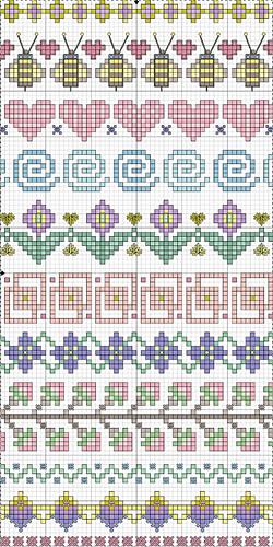 Estherkate S Hand Knitting Charts And Symbols Fair Isle Ravelry