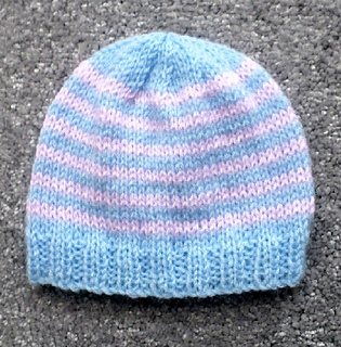 10b98e2bde7 Ravelry  Premature Baby Hats pattern by Esther Kate