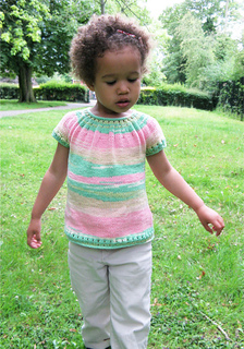 Ice Lolly T-shirt pattern by Ewelina Murach
