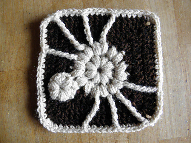 Ravelry Spider Square Pattern By C A Losi