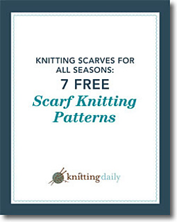 Ravelry: Knitting Scarves for all Seasons: 7 Free Scarf Knitting Patterns - p...