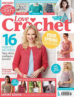 Ravelry Love Crochet Issue 32 April 2016 Patterns