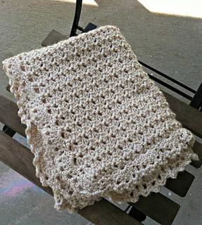 Ravelry Duchess Baby Blanket Pattern By Amanda Saladin