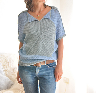 Ravelry Berlin Mitte The Sweater Pattern By Claudia Eisenkolb
