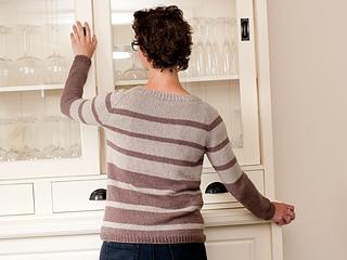 1b9fe7360 Ravelry  Nele - Top down raglan sweater pattern by Rita Maassen