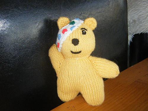 Ravelry Pudsey Bear Pattern By Alan Dart
