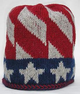 ravelry uncle sam s hat pattern by claire boissevain crooke