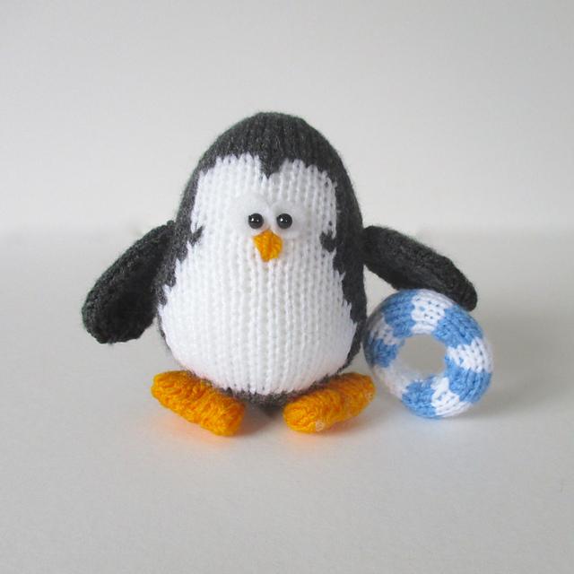 Ravelry Hopkins The Penguin Pattern By Amanda Berry