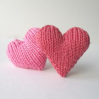 Ravelry: Hearts pattern by Amanda Berry