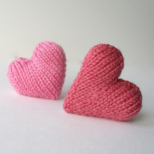 Ravelry Hearts Pattern By Amanda Berry