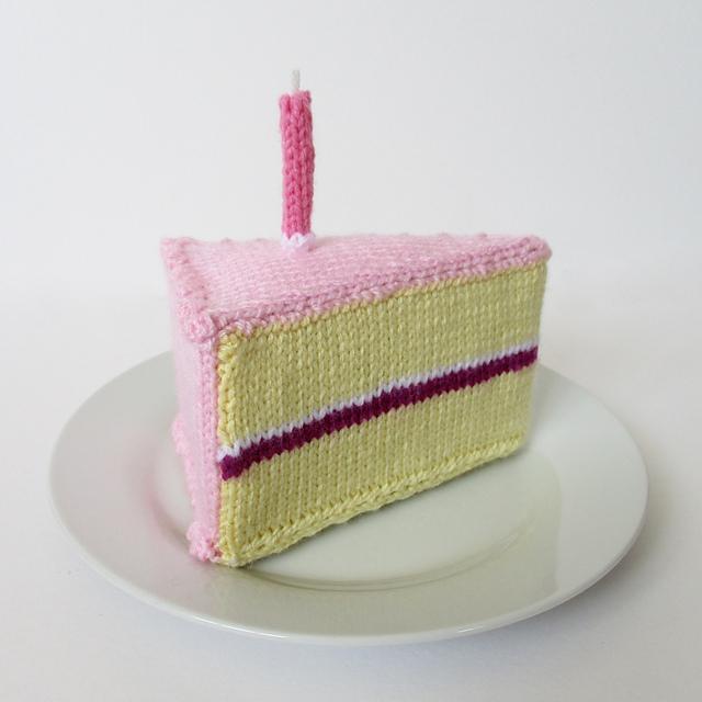 Ravelry Birthday Cake Pattern By Amanda Berry