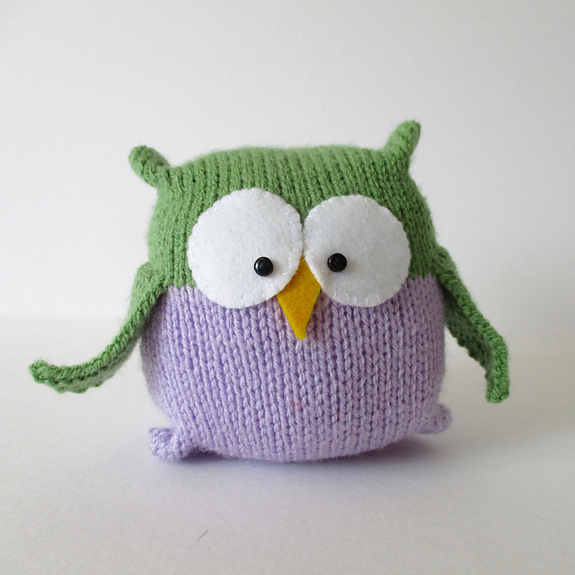 Ravelry Tooley Owl Pattern By Amanda Berry