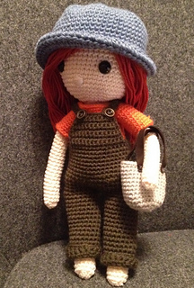 Ravelry My Crochet Doll Patterns