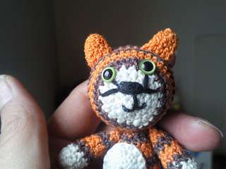 Ravelry New Year Tiger Pattern By Lily Sugar N Cream