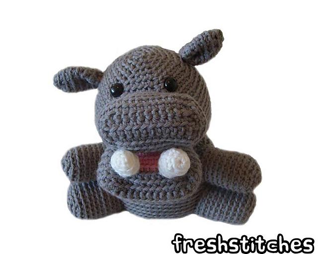 Free Amigurumi Hippo Pattern : Ravelry free crochet amigurumi patterns amigurumi from