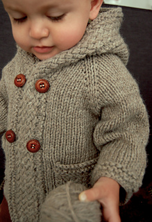 68fed23a5 Ravelry  Latte Coat pattern by Lisa Chemery