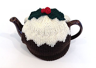 Ravelry christmas pudding tea cosy pattern by all the fun of the fair all the fun of the fair dt1010fo