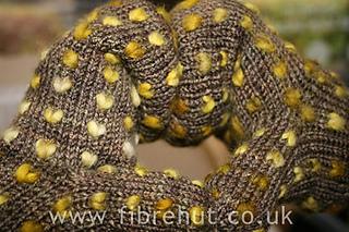 Thrummed Mittens pattern by Gai Evans