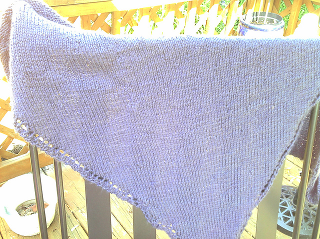 Ravelry Simple Prayer Shawl Pattern By Kathleen Cubley