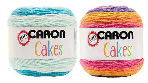 Caron Cakes Yarn Boston Cream