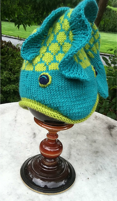 Ravelry Girliegirl114s Alexs Fish Hat