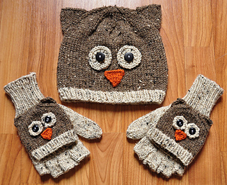 Care_to_cuddle_owl_hat_and_mittens_knitting_pattern_1_small2