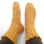 Mustard-cable-socks_small_best_fit