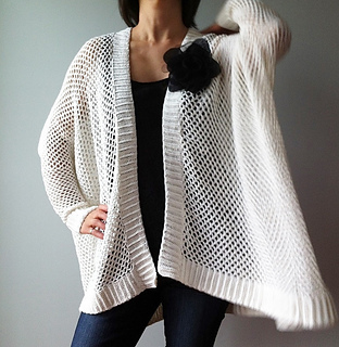 663fd724c Ravelry  Angela cardigan (crochet) pattern by Vicky Chan