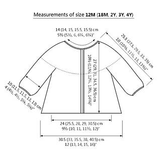7430cba003f2 Ravelry  Gina - floral lace baby child cardigan pattern by Vicky Chan
