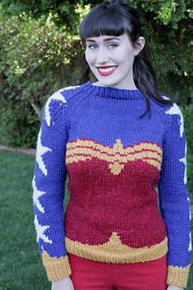 Ravelry Wonder Woman Pattern By Natalie Bursztyn