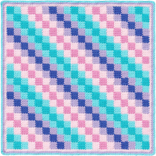Ravelry How To Make Single Crochet Entrelac Patterns