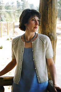 54180a493da31c Ravelry    221 Summer Cardigan pattern by Diane Soucy