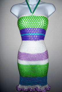 Ravelry: Strapless Tube Dress pattern by Gu'Chet - photo#30