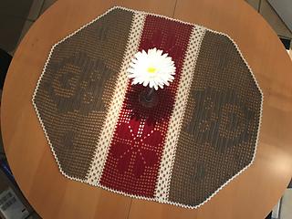 Ravelry Tischläufer Eule Pattern By Heike Wiesmann