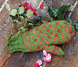 da37efd86 Ravelry  Another Stuffed Mitten pattern by Ruth Slagle