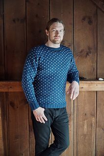 c63a312eb Ravelry  Lubec Pullover pattern by Sierra Roberts