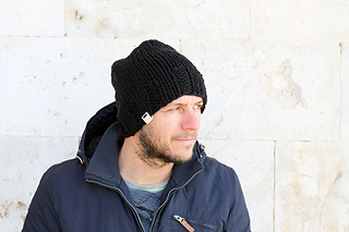 Ravelry  Men s Simple Beanie pattern by Louise Bollanos 9f9964167f5