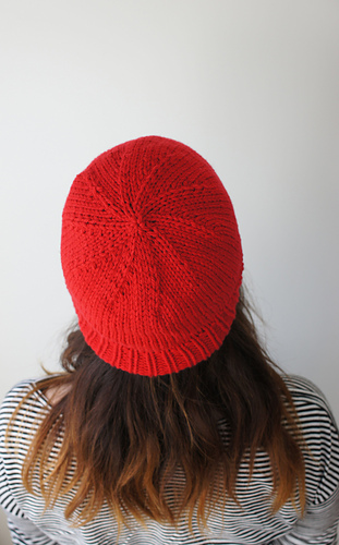 b11177196d8 Ravelry  Knitbot Simple Hat pattern by Hannah Fettig