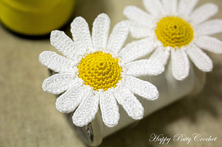 Ravelry: Mini Daisy pattern by Happy Patty Crochet
