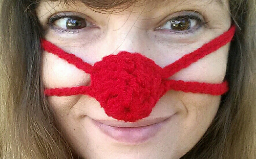 Ravelry Pussy Cat Whiskers Nose Warmer Pattern By Heartmade Crafts