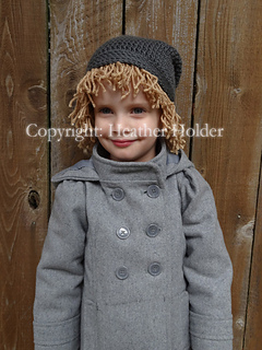 Ravelry Kristoff Frozen Hat Pattern By Heather Holder
