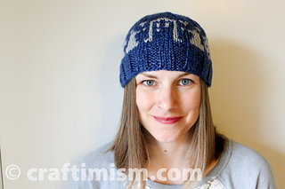 18bd279180c Ravelry  Doctor Who Inspired Knit Hat pattern by Heidi Arjes