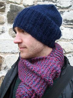 5ad6cc2753b Ravelry  a slouchie alpaca hat pattern by Helen Woodward