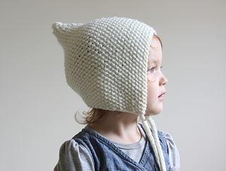 d0b60bc9f Baby Pixie Bonnet pattern by Hilary Frazier
